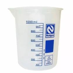BECKER DE PP CAP. 1000ML SUBD. 50/50ML R-2000 NALGON